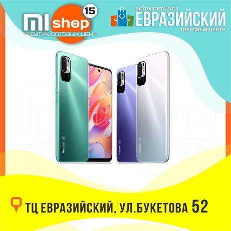 MiSHOP15 Xiaomi Redmi Note 10 5G 128Гб(ТЦ Евразийский, ул.Букетова 52)