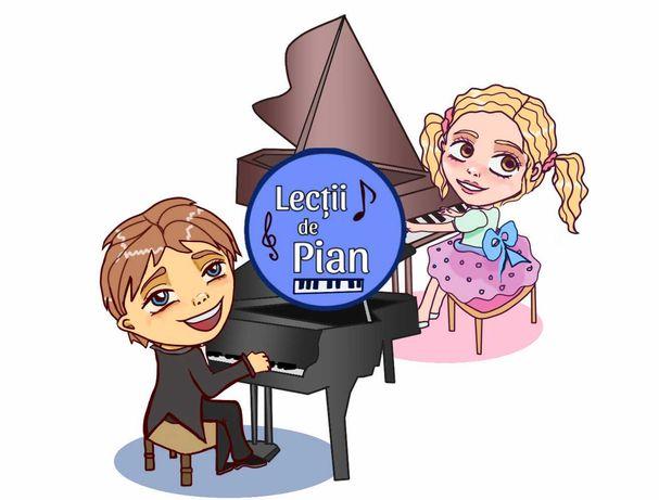 Lecții de pian - com. Florești, Cluj