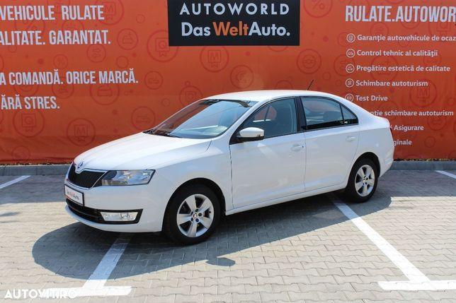 Škoda RAPID Garantie DasWeltAuto 6 luni