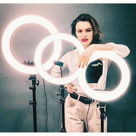 +Штатив! Кольцевые Лампы LED 26, 33 см РГБ цветные селфи сэлфи