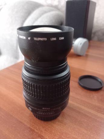 Зум насадка на объектив 52мм Nikon