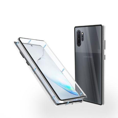 Магнитен 360° Кейс за Samsung Note 20/Plus/Ultra/Note 10/9/8/S20/S10