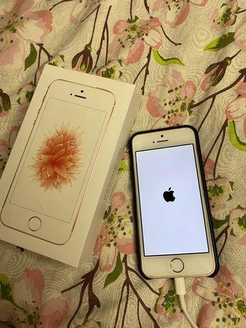 Iphone 5 SE, Rose Gold, 32GB