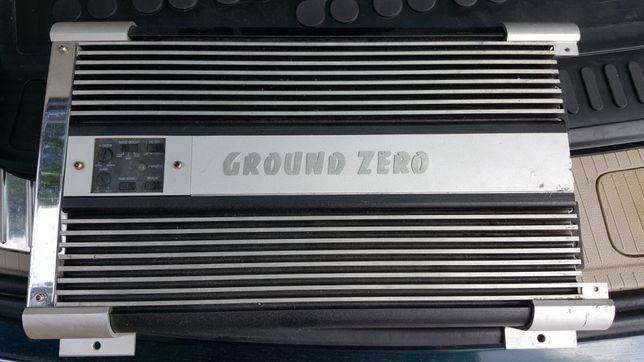 Amplificator GROUND ZERO