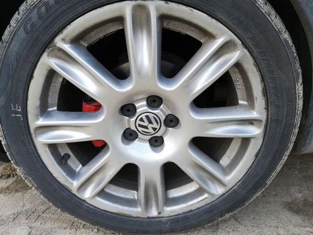 Jante BBS 17 VW cu anvelope iarna/sau separat