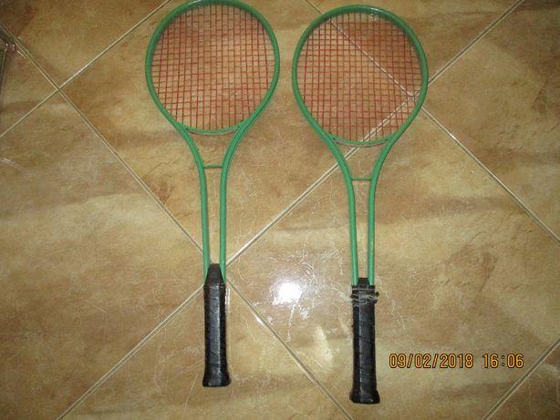 Rachete-Tenis-Câmp- confectionate din dur-aluminiu