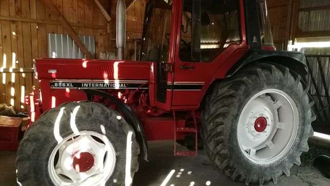 Tractor Case International 856 XL 4x4