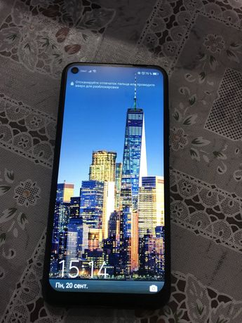 Huawei P 40 Lite 60000 тг