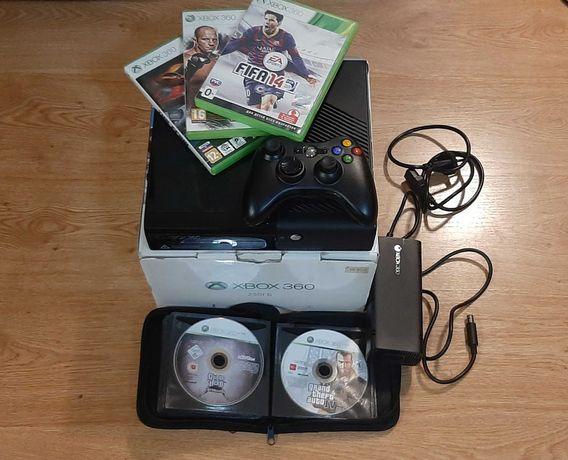 Xbox 360,250 гб,20 игр,продам или обменяю
