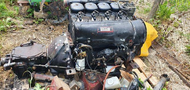 Motor deutz/perkins,cutie saviem+piese taf 657/tractor u650