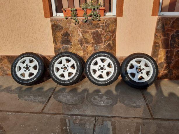 Genti opel (astra/vectra/zafira etc) cu cauciucuri Michelin Alpin
