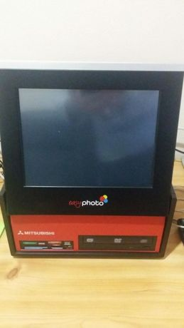 Vand chiosk easy photo si imprimanta termica cp9550dw-s