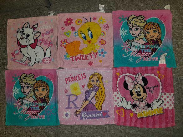 Детски кърпи за ръце нови