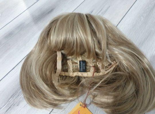 Peruca blonda breton bob noua cu eticheta superba 300 lei