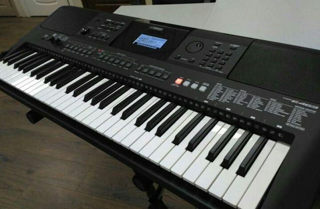 Синтезатор Yamaha psr e-463