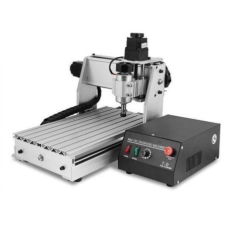 CNC Фреза 3020 T 3D