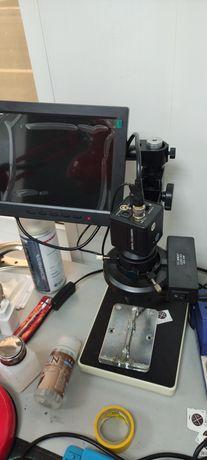 Продам блок питания, микроскоп, паяльную станцию, вакумный сепаратор