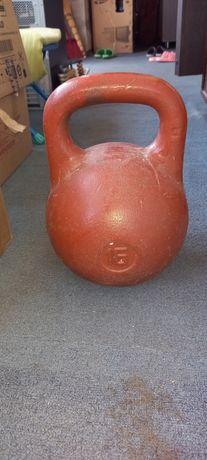 Гиря советская, 16 кг