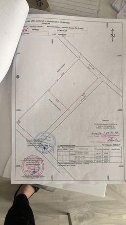 Teren intravilan 1000 mp, la 30 min Bucuresti, in Zidurile