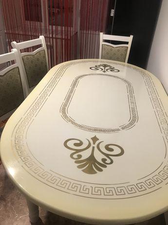 Стол стулья сатылады