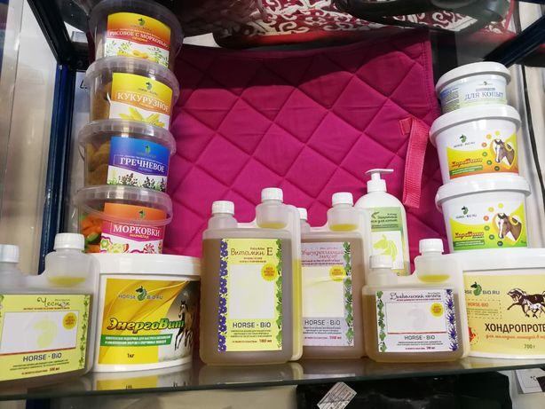Витамины/ добавки для лошадей