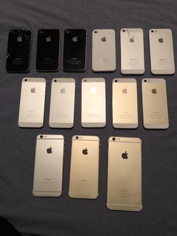 14 telefoane iPhone 6 Plus, 4, 4S, 5, 5S, 6