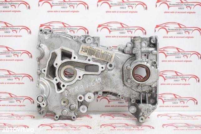 Capac distributie Opel Astra H 1.4 B 90 CP 2009 55556309  619 Capac distributie Opel Astra H 1.4 B 90 CP 2009 55556309 619