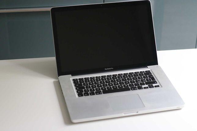 Macbook Pro 15 Non Retina (i7 2.3Ghz, 128 GB SSD, 8 GB RAM DDR3)