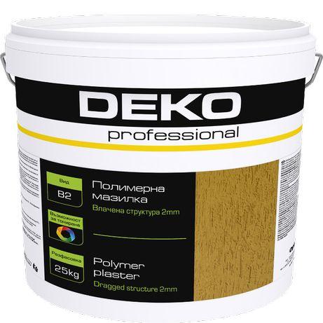 Deko Professional полимерна мазилка