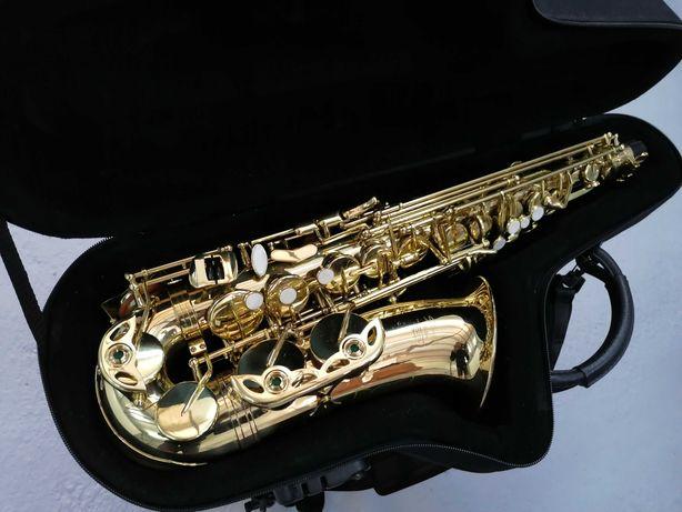 Saxofon Alto cu clape ajutatoare tip Selmer, Nou