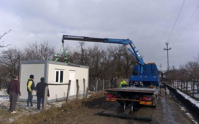 Vând containere standard 2.40X4 avem și alte dimensiuni și modele