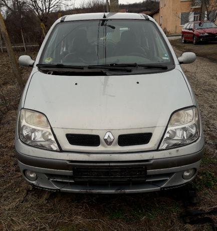 Рено Сценик,кожа,климатроник/ Renault Scenik 1.9dci