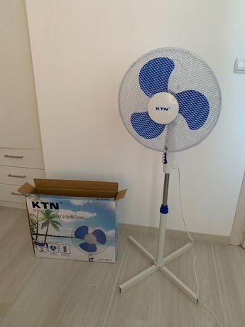 Чисто нов вентилатор