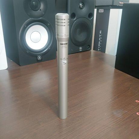 Shure Sm81 инструментальный студийно концертный микрофон