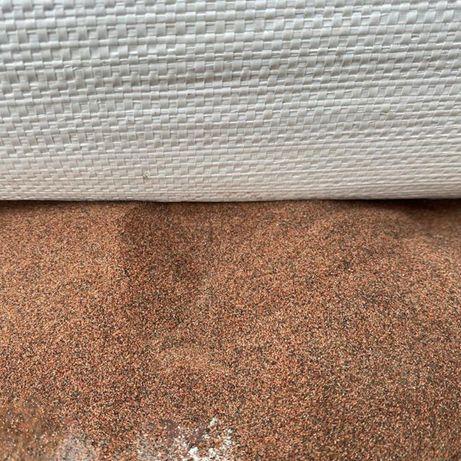 Гранатовый абразивный песок 80 mesh