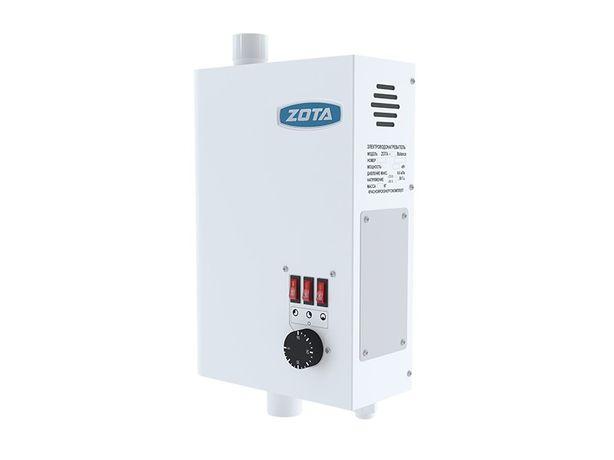 ZOTA Balance электрокотёл 3, 4.5, 6, 7.5, 9 кВт.