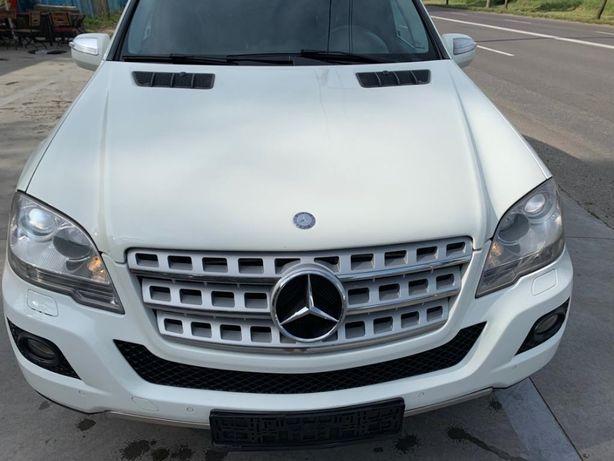 Dezmembrez mercedes ml w164 facelift/volan stanga/kit schimbare volan/