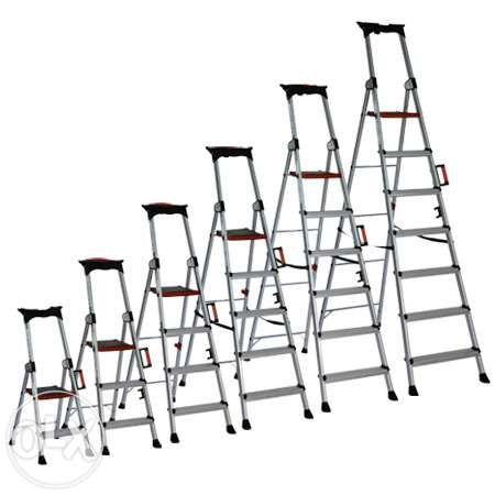 Алуминиева стълба професионална ,чисто нови стълби