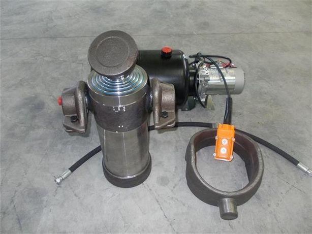 Kit complet basculare remorca - cilindri basculare - pompe cilindru