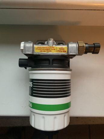 Suport Baterie Filtru Combustibil Fiat