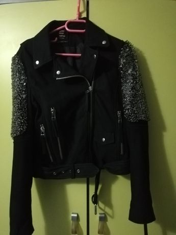 Намалени-Нови естествена кожа и велур маркови якета