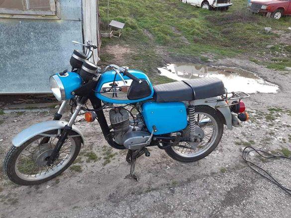 MZ 150 TS 1983 година