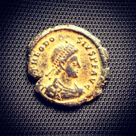 Moneda Romana Bronz (Ierusalim)
