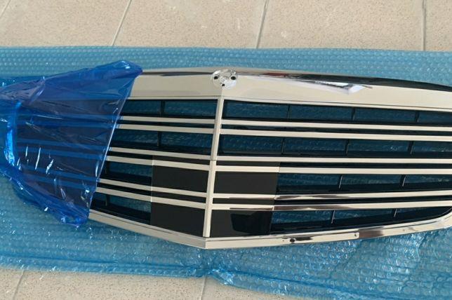 Решётка радиатора с дистроником на W221,S500,S600,S65amg