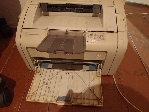 принтер Hp lazer jet 1018