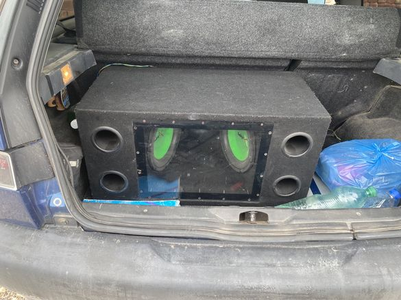 Bass каса кикър 2х8 300RMS