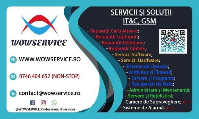 Servicii si Solutii IT & C & GSM | Servicii și Soluții Web