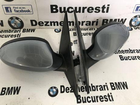 Oglinda,oglinzi stanga/dreapta BMW seria 1 E87 gri si albastra