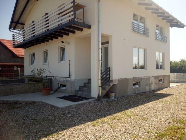 casa constructie noua vand sau schimb cu apartament