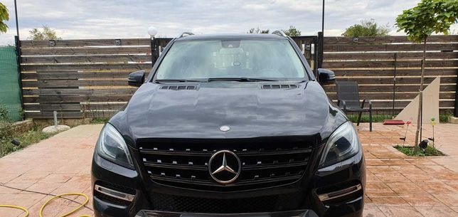 Predare leasing Mercedes ML 350 Bluetec 2014 4Matic